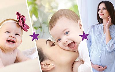 מגוו מתנות מפנקות ללידה